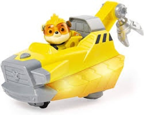 PAW PATROL SUPERCHARGED VEHICLE ASST