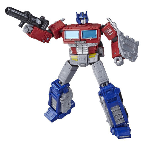 TRANSFORMERS EARTHRISE WAR FOR CYBERTRON TRILOGY OPTIMUS PRIME