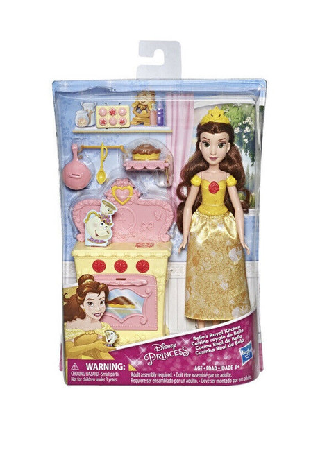 DISNEY PRINCESS BELLAS ROYAL KITCHEN