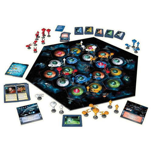 STAR TREK CATAN