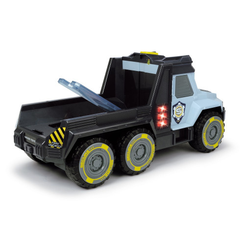 ARMOURED GUARDS MONEY TRUCK