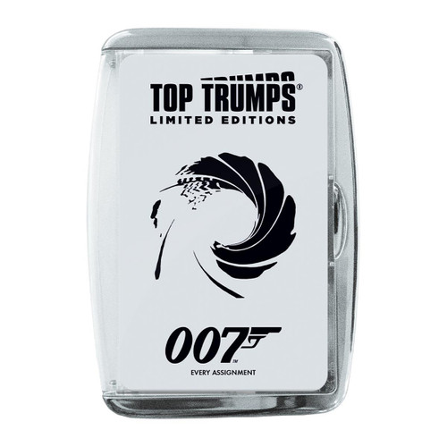TOP TRUMPS PPC JAMES BOND 2020 ENGLISH