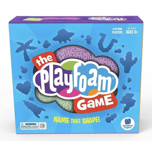 THE PLAYFOAM GAME