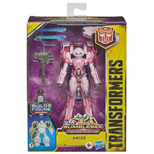 TRANSFORMERS CYBERVERSE ADVENTURES ARCEE
