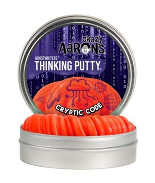 CRAZY AARON'S GHOSTWRITERS CRYPTIC CODE
