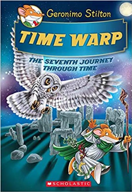 GS TIME WARP HB