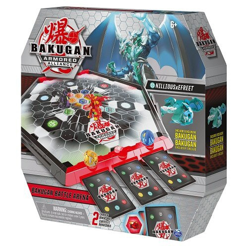 BAKUGAN AA ACCESSORY BAKU BALL 42EE BATTLE ARENA 2