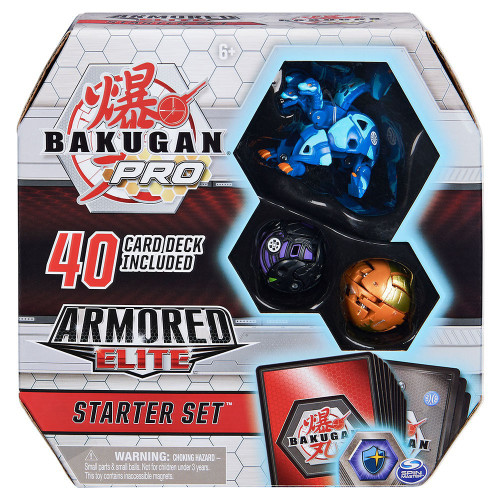 BAKUGAN AA CARD GAME STARTER SET 1