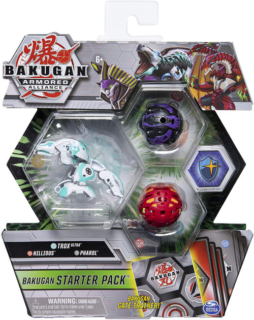 BAKUGAN AA CARD GAME STARTER SET 2