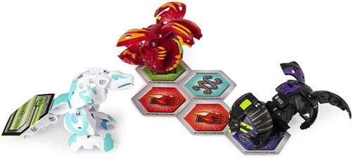 BAKUGAN AA CARD GAME STARTER SET 2