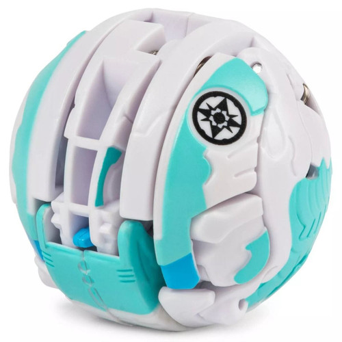 BAKUGAN AA DX GEAR BAKU BALL 40E PEGATRIX WHITE