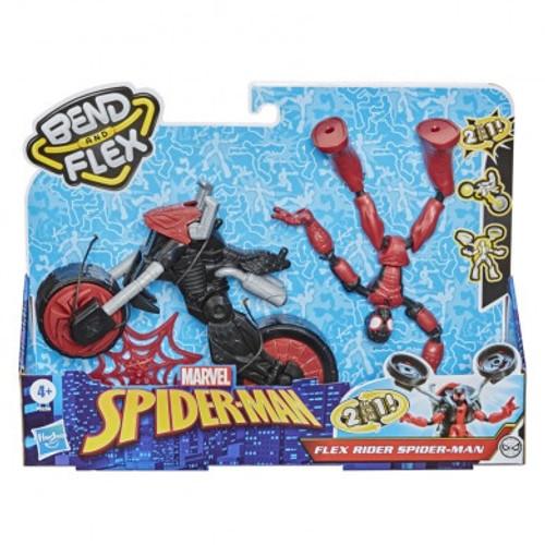SPIDER-MAN BEND & FLEX VEHICLE