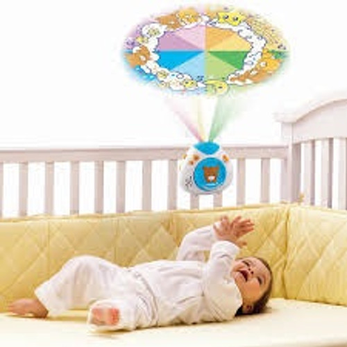 LULLABY TEDDY PROJECTOR W1