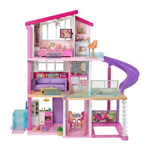 BARBIE DREAMHOUSE 2021