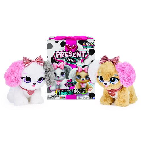 PRESENT PETS FANCY PUPS