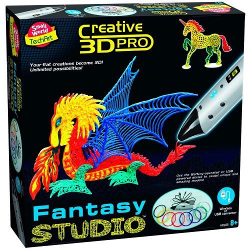 CREATIVE 3D PRO FANTASY STUDIO