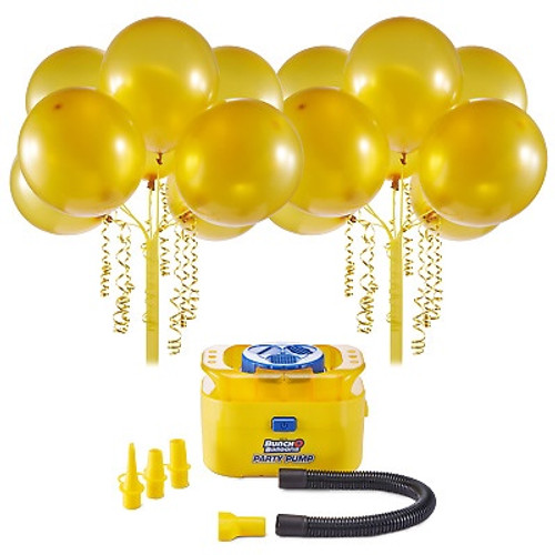 ZURU BUNCH O BALLOONS PARTY PUMP GOLD