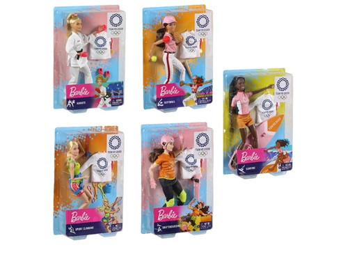 BARBIE OLYMPIC SPORTS TOKYO 2020