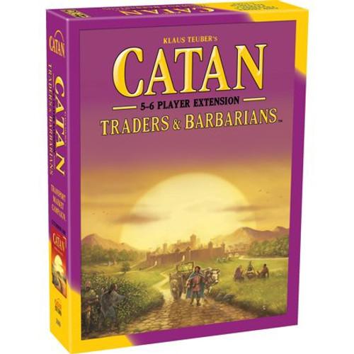 CATAN TRADERS & BARBARIANS EXTENSION 5-6