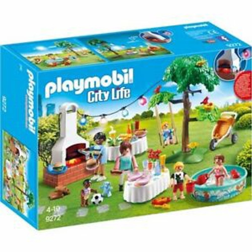 PLAYMOBIL HOUSE WARMING PARTY