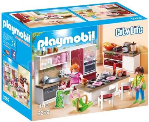 PLAYMOBIL KITCHEN TOY