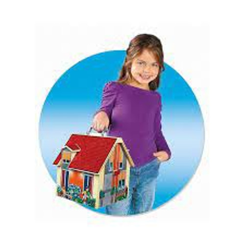 PLAYMOBIL MODERN DOLL HOUSE