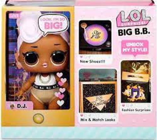 LOL SURPRISE BIG BB DJ 11''