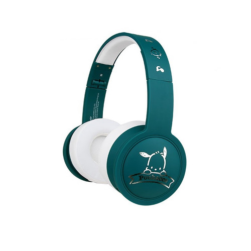 WIRELESS ACTIVE NOISE CANCELING KIDS HEADPHONES POCHACCO