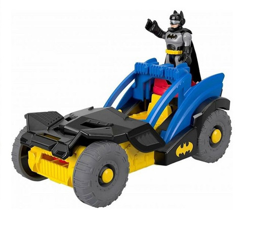 BATMAN & RALLY CAR