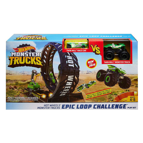 MONSTER TRUCK EPIC LOOP