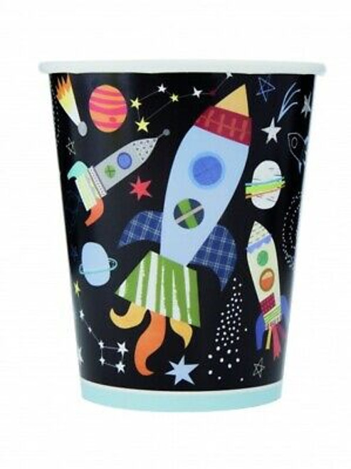 OUTER SPACE 9OZ CUP