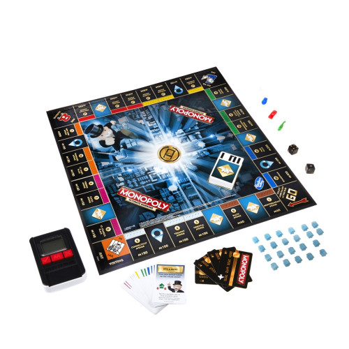 MONOPOLY ULTIMATE BANKING W1