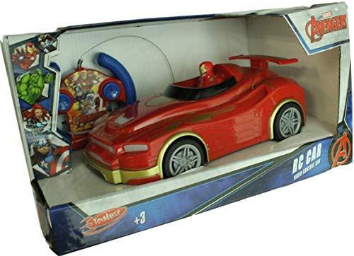 IRON MAN 22 CM RC CAR