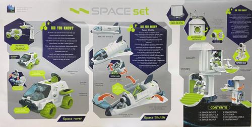 SPACE EXPLORING SET