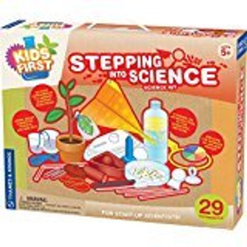 STEPPING INTO SCIENCE W1