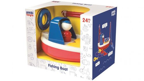 FISHING BOAT W1