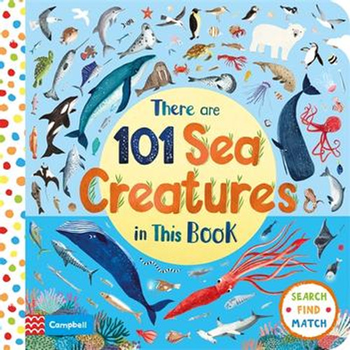 THERE ARE 101 SEA CREATURES BB