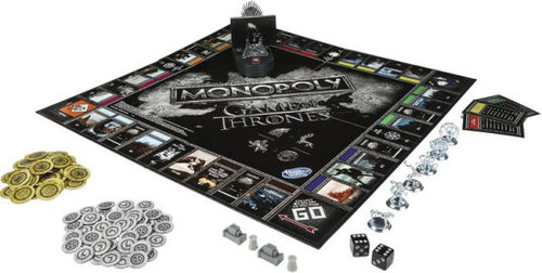 MONOPOLY GAME OF THRONES W1