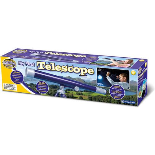 MY FIRST TELESCOPE