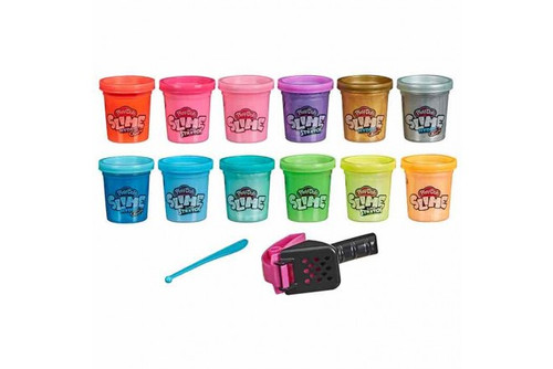 PLAY DOH 12 VARIETY COLOUR PACK