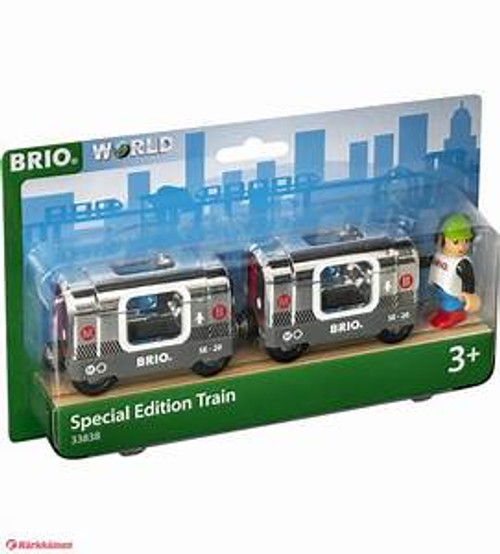 BRIO 2020 METRO TRAIN