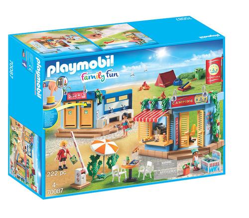 PLAYMOBIL FAMILY FUN CAMPGROUND
