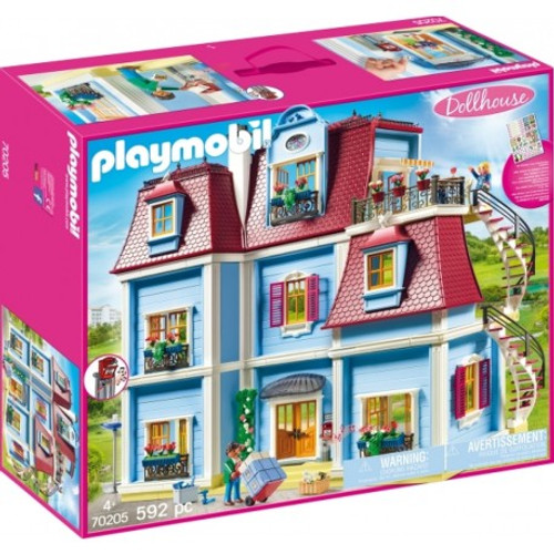 PLAYMOBIL LARGE DOLLS HOUSE