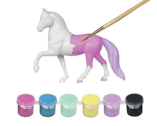 FANTASY HORSES PAINT & PLAY