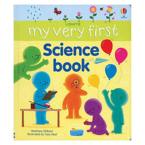 MY VERY FIRST SCIENCE BOOK BB