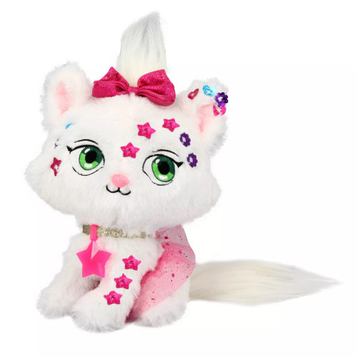 SHIMMER STARS JELLY BEAN CAT AND BAG