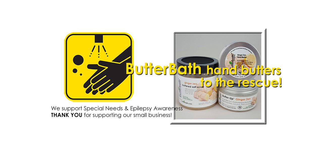 Ginger Zen Butter Collection
