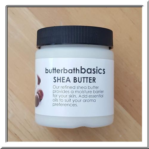 ButterBath Basics Shea Butter Small Jar