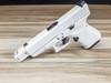 Cerakote Service Stormtrooper White refinishing on your pistol