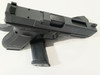 "Legion Precision 17 ""Sleeper Build"" Dimpled slide w/Trijicon RMR Cut 3 x 15 round mags"
